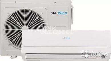 Кондиционер StarWind E09 до 27м