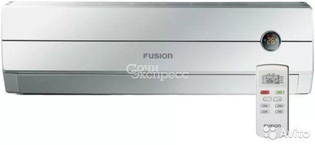Сплит система Fusion FC07-wnhg, установка, ремонт