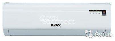 Сплит-система JAX ACL-09HE, монтаж, обслуживание