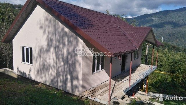 Дом 150 м² на участке 5 сот.