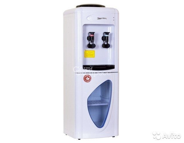 Кулер Aqua Work 0.7-LDR с нагр. и электр охлажд