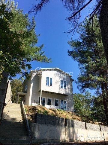 Дом 115 м² на участке 3 сот.