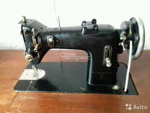 Швейная машинка Haumann в рабочем состоянии