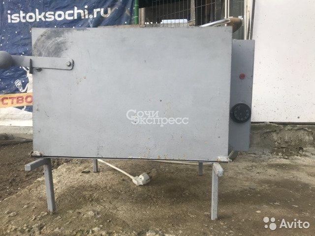 Печь электрическая гриль для суши
