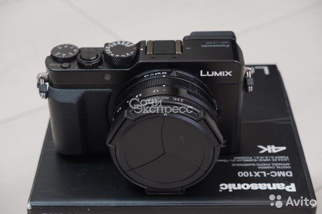 Фотоаппарат Panasonic LX100