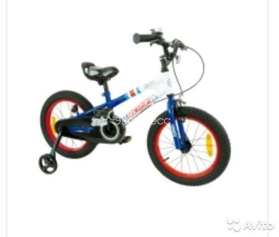 Велосипед Имаджинариум 16 диаметр