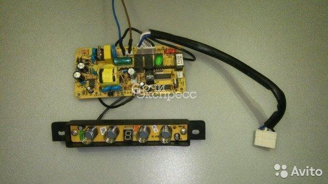 HJ-P01 - Блок управления для кухонной вытяжки