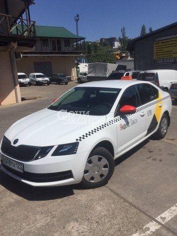 Водитель такси (аренда) г.Сочи