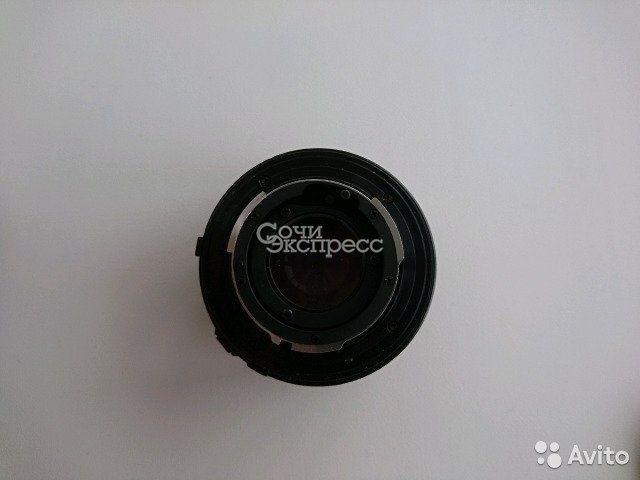 Объектив Minolta md 50mm f1.7