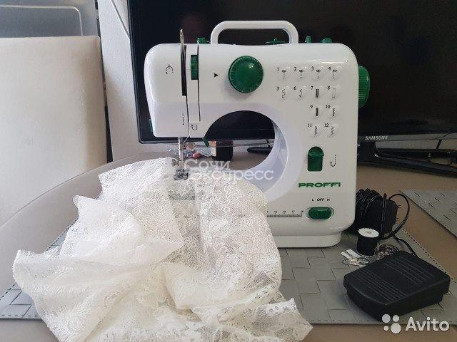 Продам швейную машинку Proffi PH8717