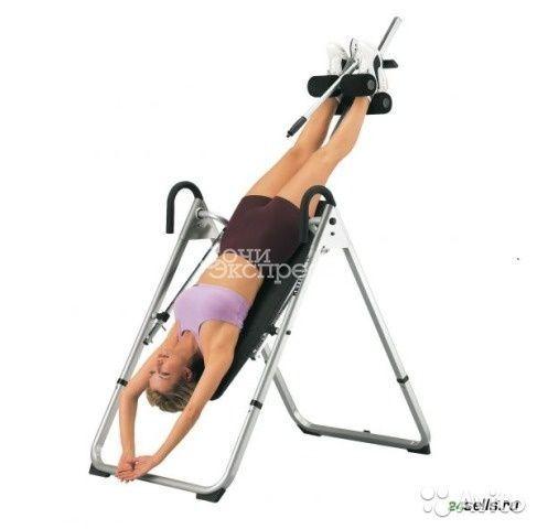 Тренажер для вытягивания позвоночника и мышц спины