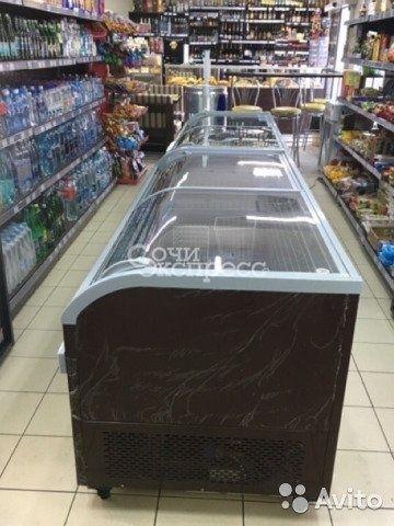 Холодильник (ларь морозильный)