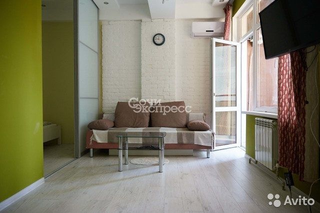 1-к квартира, 43 м², 6/10 эт.